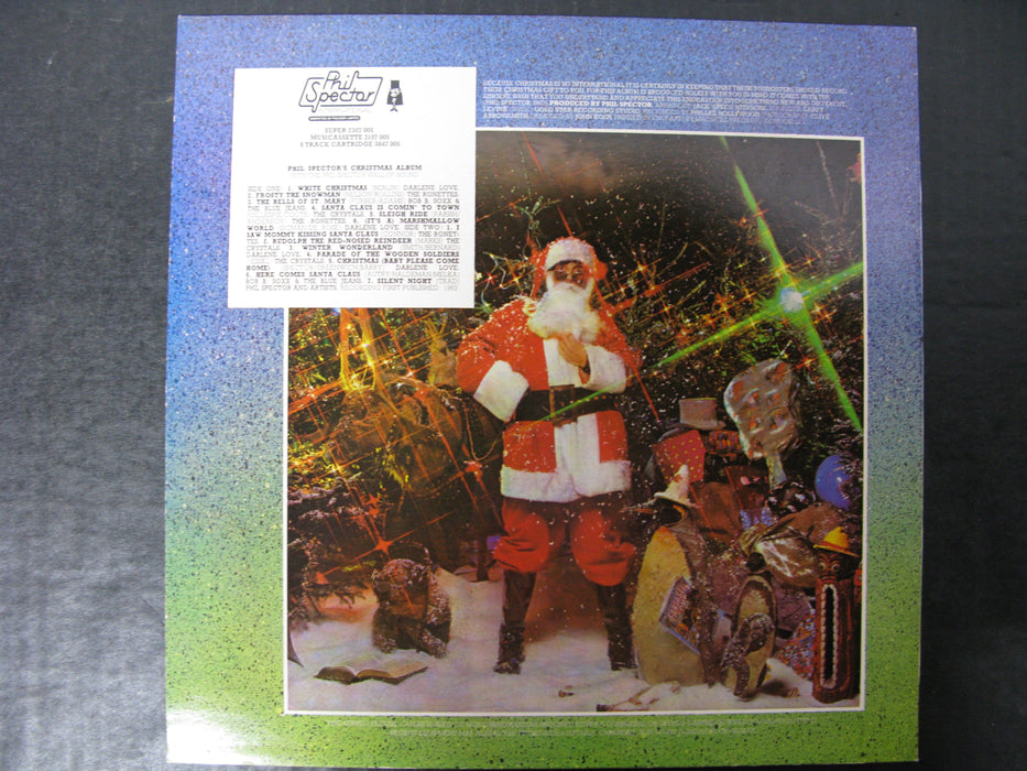 Phil Spector's Christmas Album Vinyl Record