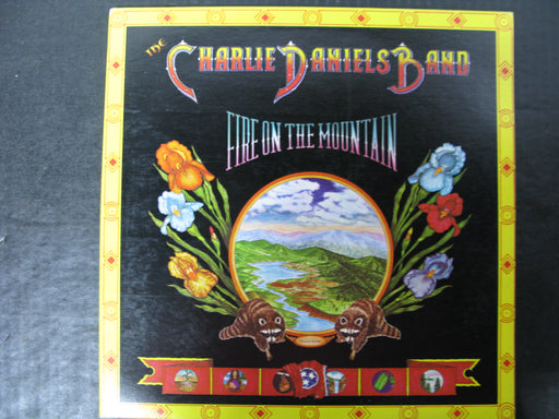 The Charlie Daniels Band - Fire on the Mountain Vinyl Record
