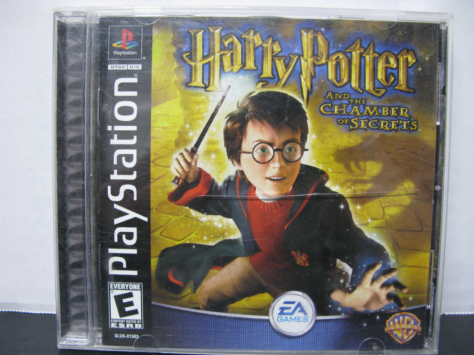 PlayStation Harry Potter and the Chamber of Secrets