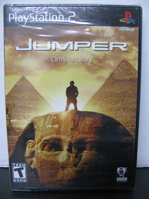 PlayStation 2 Jumper Griffin's Story