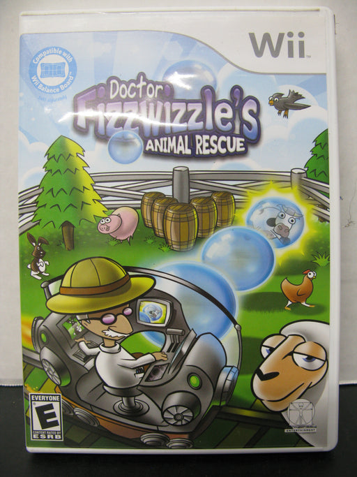 Wii Doctor Fizzwizzle's Animal Rescue