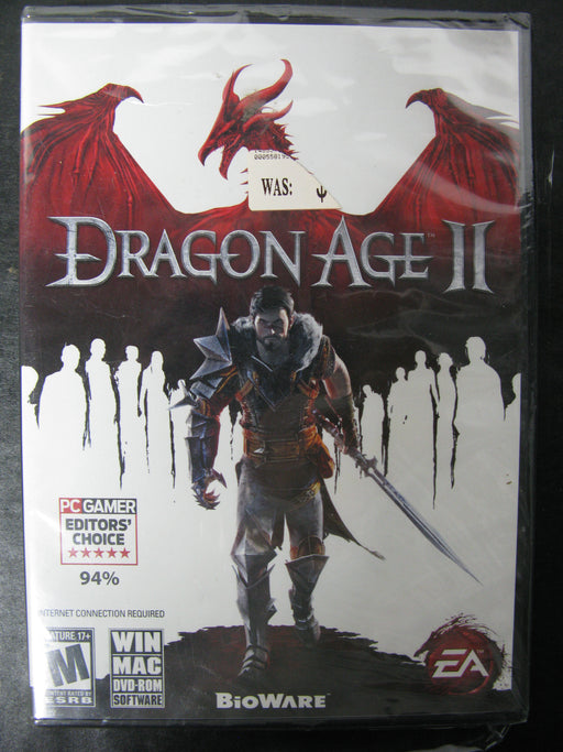 Dragon Age II DVD