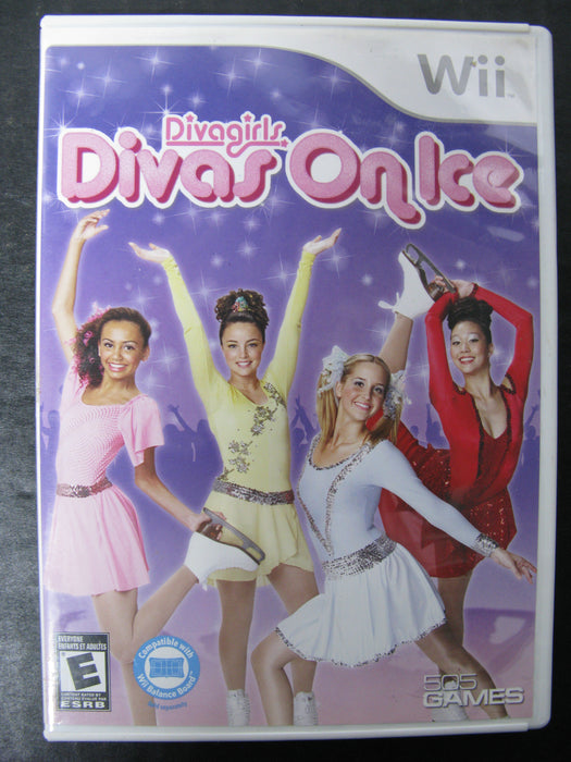 Wii Divagirls Divas On Ice