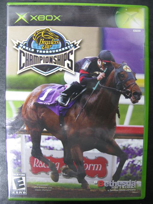 Xbox Breeders' Cup World Thoroughbred Champions
