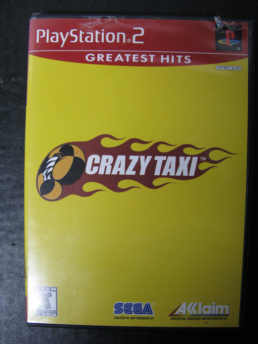 PlayStation 2 Crazy Taxi