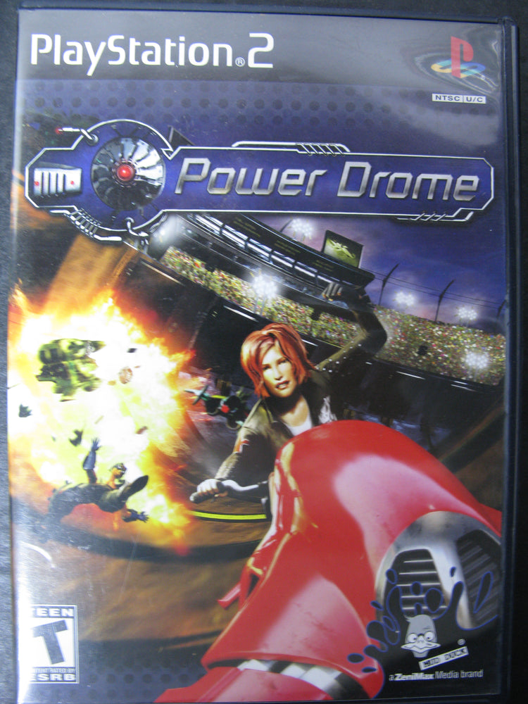 PlayStation 2 Power Drome