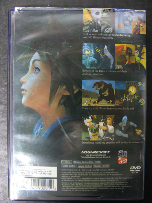 PlayStation 2 Disney Kingdom Hearts