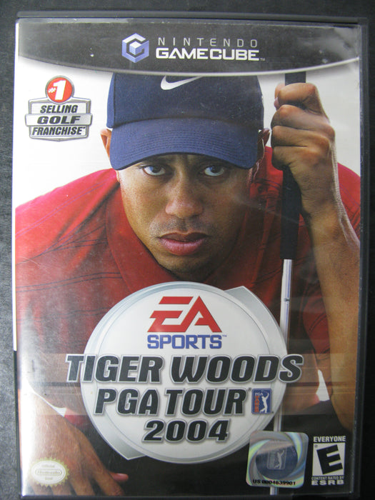 Nintendo GameCube Tiger Woods PGA Tour 2004