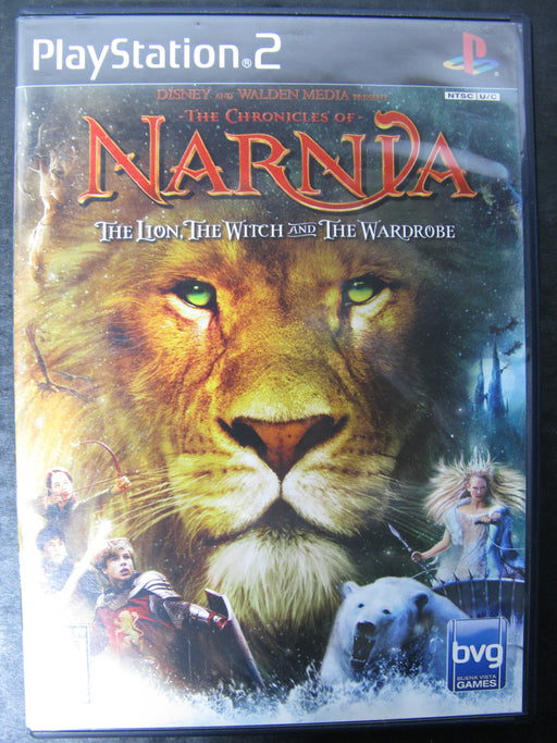 PlayStation 2 The Chronicles of Narnia: The Lion, The Witch, and The Wardrobe