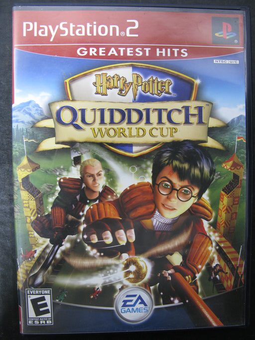 PlayStation 2 Harry Potter Quidditch World Cup
