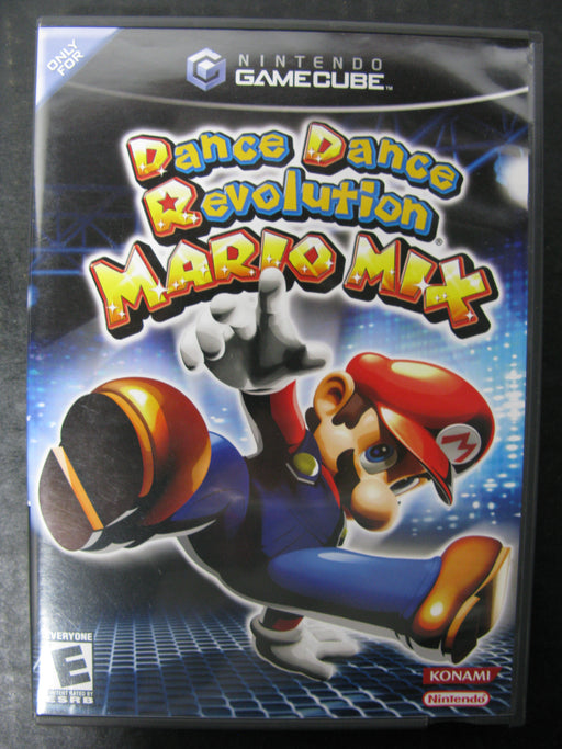Nintendo GameCube Dance Dance Revolution Mario Mix