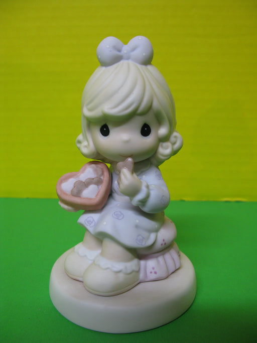 """You Melt My Heart"" Porcelain Figurine"