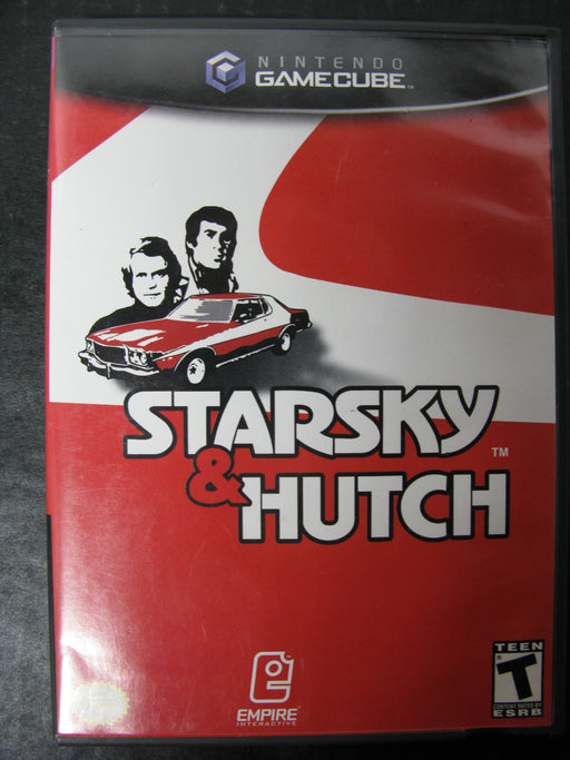 Nintendo GameCube Starsky and Hutch