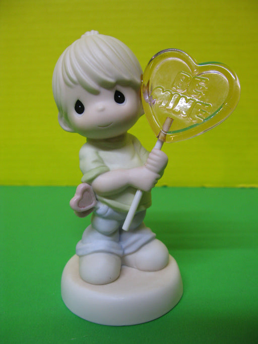 """I'm A Sucker For Your Love"" Porcelain Figurine"