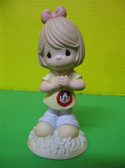 """You're My Mouseketeer"" Porcelain Figurine"