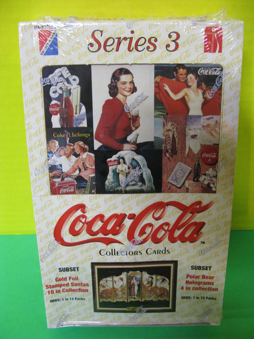 Coca Cola Collectors Cards Series 3