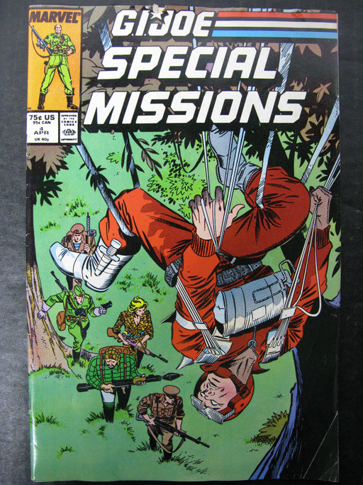 Special Missions Vol.1 No.4 , April 1987 Comic
