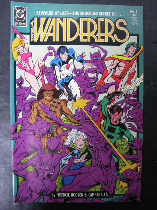 The Wanderers No.5 Comic