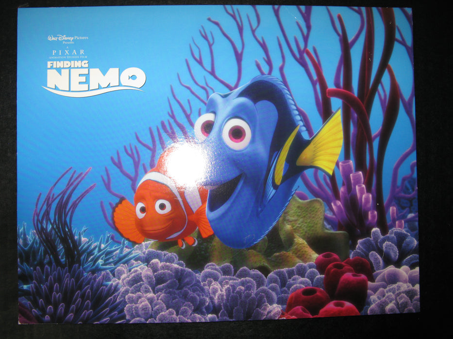 Walt Disney Finding Nemo (4 pictures)