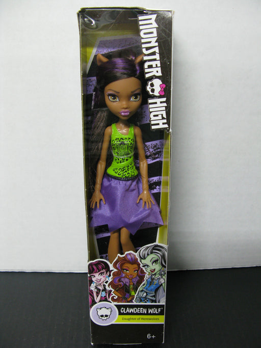 Monster High Clawdeen Wolf Daughter of Werewolves Doll