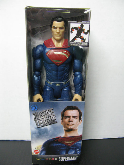 DC Justice League Superman Action Figure