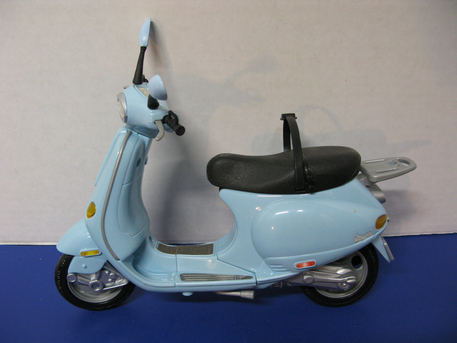 Barbie Vespa Motor Scooter