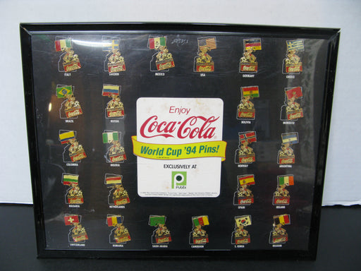 Coca-Cola World Cup '94 Pins