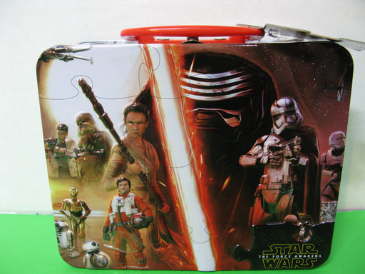 Star Wars The Force Awakens Lunch Box Puzzle