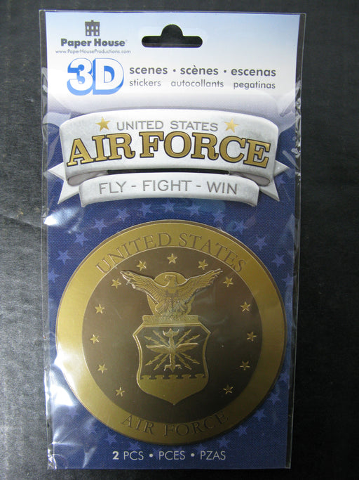 3D Stickers-United States Air Force