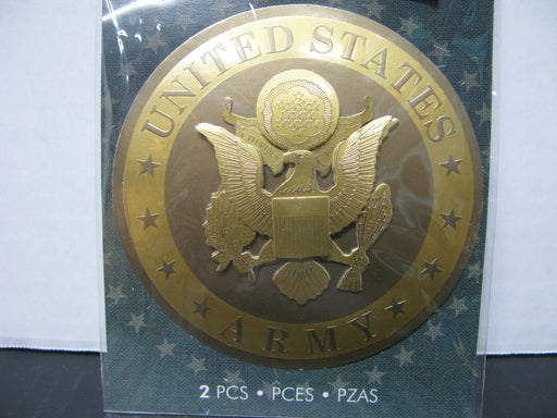 3D Stickers-United States Army