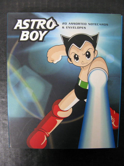 Astro Boy 20 Assorted Notecards and Envelopes