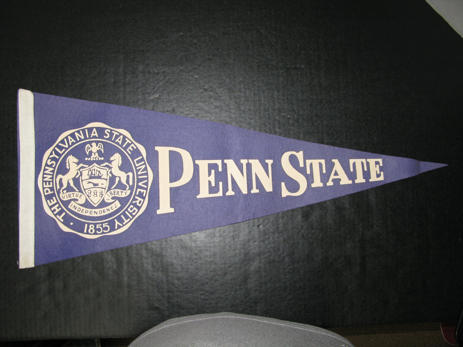 Penn State The Pennsylvania State University 1855 Flag