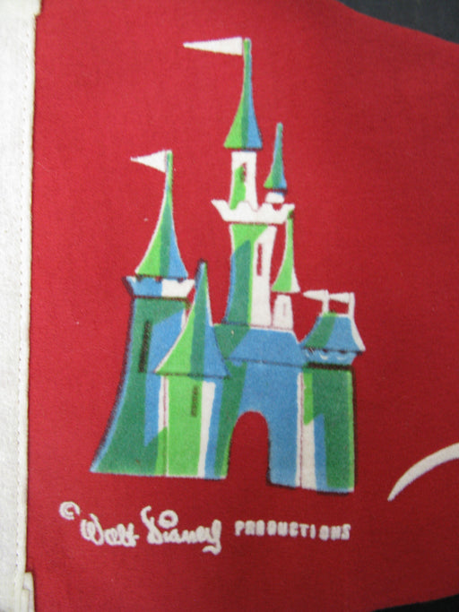 Walt Disney Productions Disneyland Flag