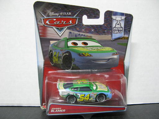 Disney Pixar Cars Johnny Blamer Mattel