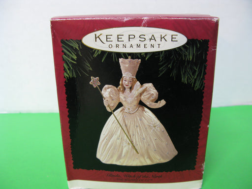 Keepsake Ornament-Glinda, Witch of the North-The Wizard of OZ
