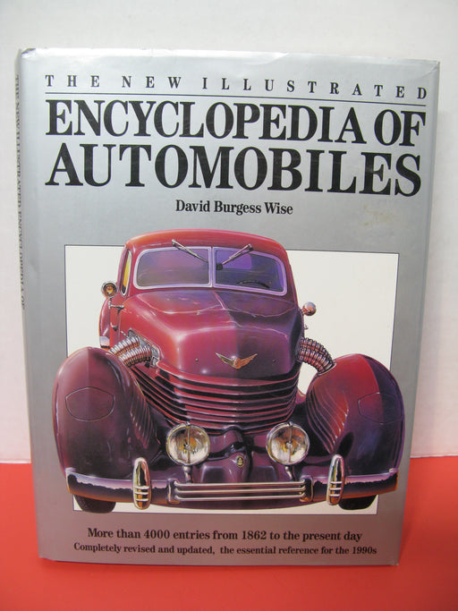 Encyclopedia of Automobiles by David Burgess Wise
