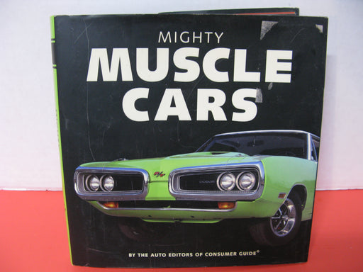 Mighty Muscle Cars