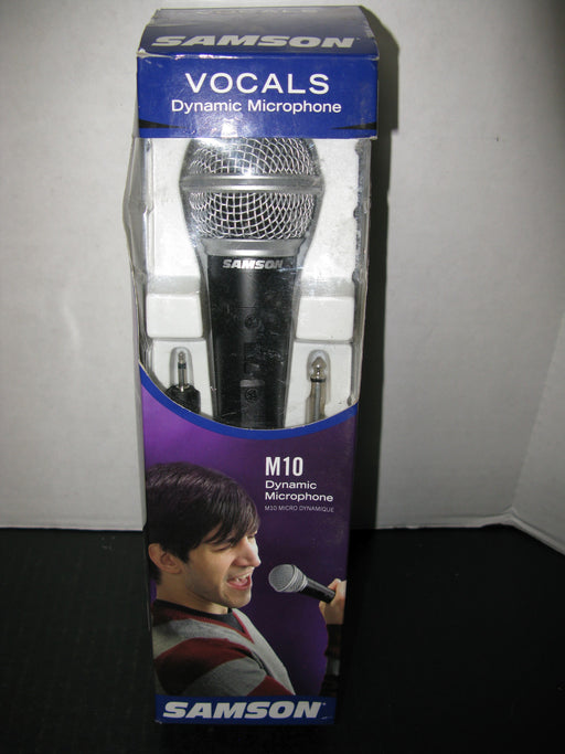 M10 Vocals Dynamic Microphone Samson