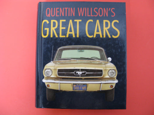 Quentin Willson's Great Cars