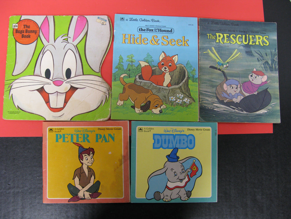Golden Book Lot