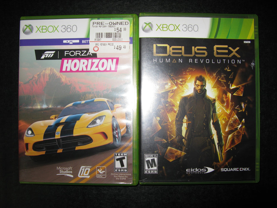 9 Xbox 360 Video Games
