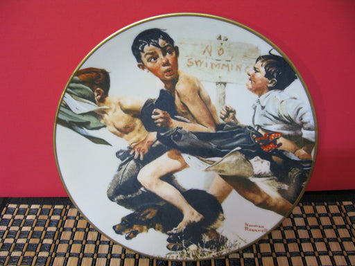 Norman Rockwell Collector's Plate