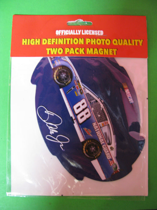 Two Pack Magnet-Dale Jr
