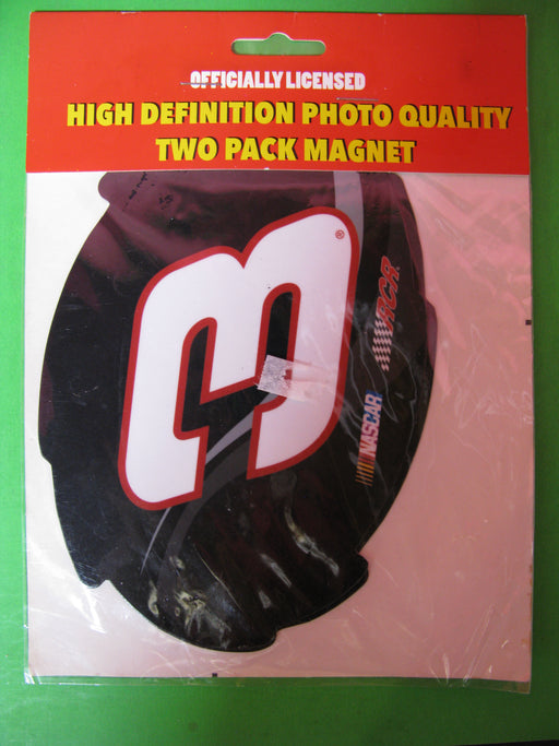 Two Pack Magnet-Dale Earnhardt