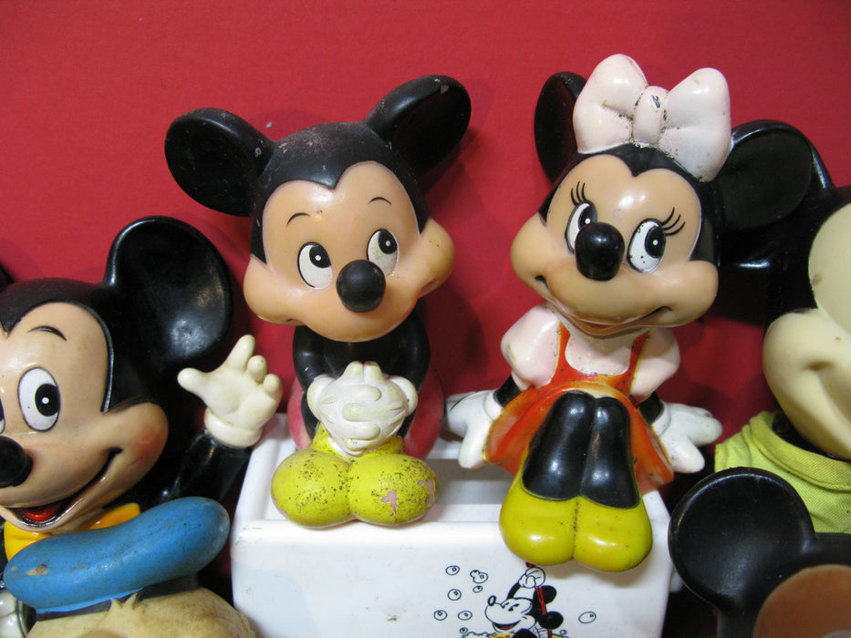 Vintage Disney Figures and More