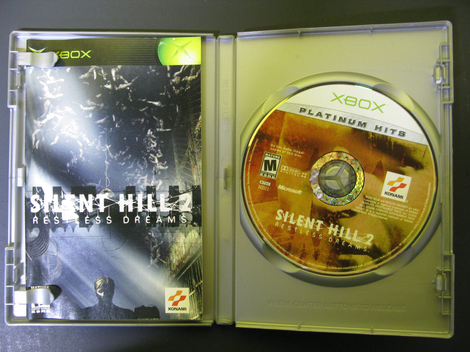 Xbox Silent Hill 2 Restless Dreams