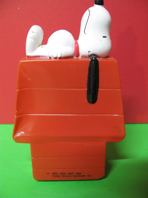 Snoopy Coin Bank