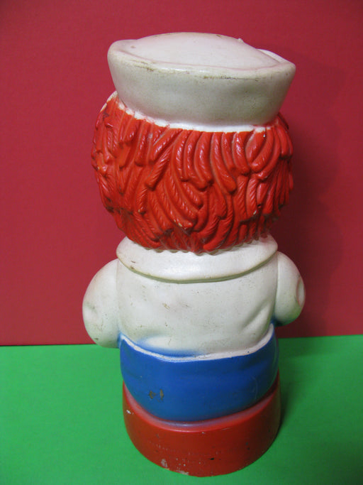 1972 Raggedy Ann Coin Bank