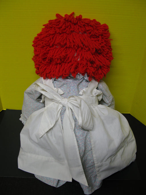 Raggedy Ann Large Soft Rag Doll