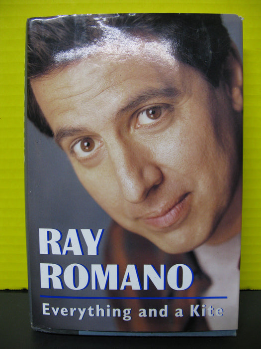 Ray Romano Everything and a Kite Book